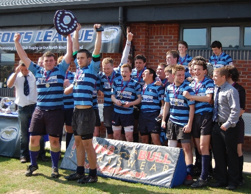 Collegiate Clinch Shield Success