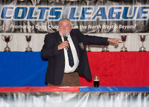 League President - Frank Morgan...