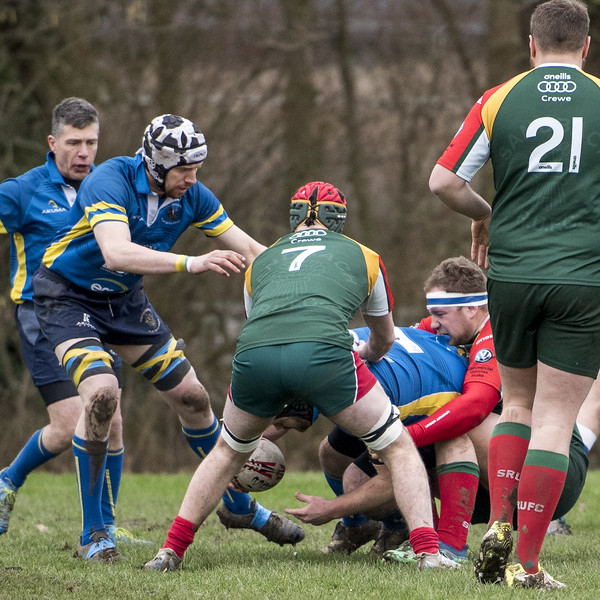 The Halbro NW Leagues Div. 3 South Knutsford 1st XV 27 pts v 39 pts Sandbach 3rd XV Pictures by Mr. Bill Hartley Incorrect data type for operator or @Function: Time/Date expected