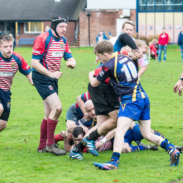 Holmes Chapel 2nd XV 18 pts v 10 pts Oldham 3rd XV Pictures by Bill Hartley Incorrect data type for operator or @Function: Time/Date expected